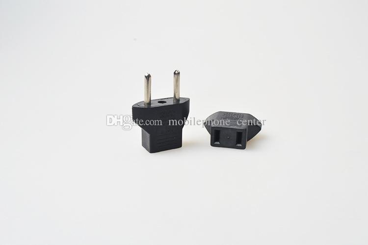 빠른 배송 미국 미국 EU 플러그 어댑터 여행 충전기 Adaptador 변환기 유니버셜 AC 전원 전기 플러그 소켓