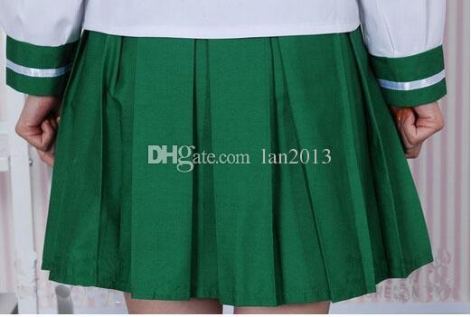 Ücretsiz kargo! COS Cosplay Costom Giyim Üç Taç Inuyasha Kagome Kagome Giyim Sahne