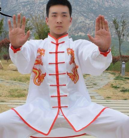 Ssangyong Performance clothing Tai Chi clothing боевые искусства мужчины и женщины новая весенняя и летняя практика униформа