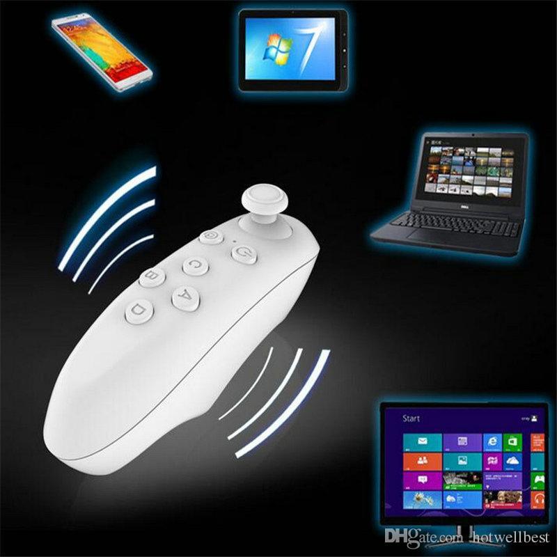 Universal Bluetooth Fernbedienung Wireless Gamepad Maus Mini Wireless Joystick Für iPhone Für Samsung Android IOS VR BOX