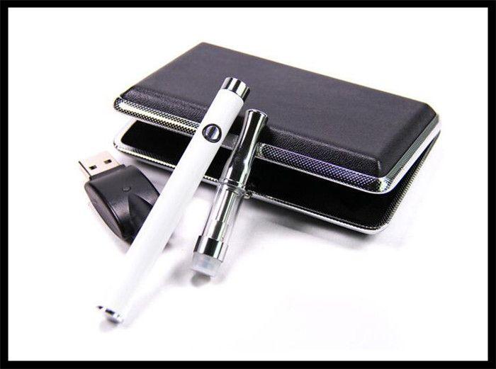 Mini CE3 O-pen BUD Touch batterie préchauffage boîtier métallique Kit bouton manuel batterie Vapor pen 510 e Cigarettes 350mah batterie de contrôle de tension