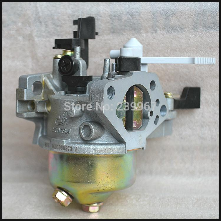 Carburetor assembly fits Honda GX270 9HP engine free shipping new carb replacement part #16100-ZH9-821