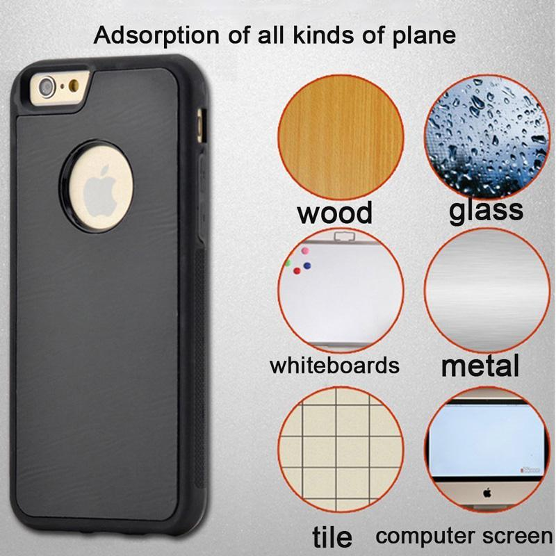 cheap for discount 84794 08ad3 Anti Gravity Cases Selfie For iphone 7 Cases Magical Nano Sticky  Antigravity Phone Cover Cases For iphone 6S Plus 6S S7 Edge S7 S6 Edge S6