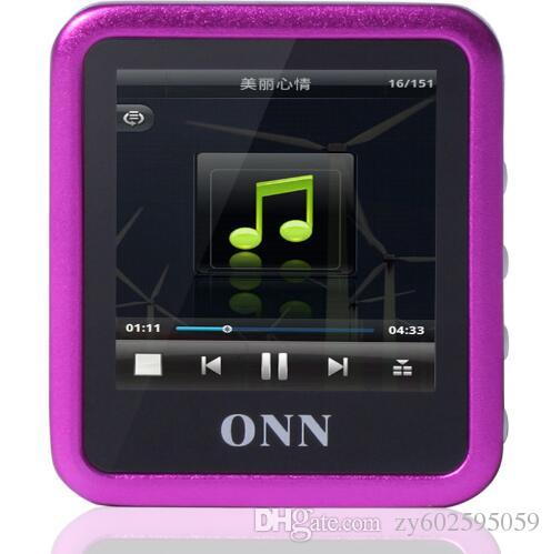 New Original For Onn Q6 Sport Mp3 Player With 4gb High Quality