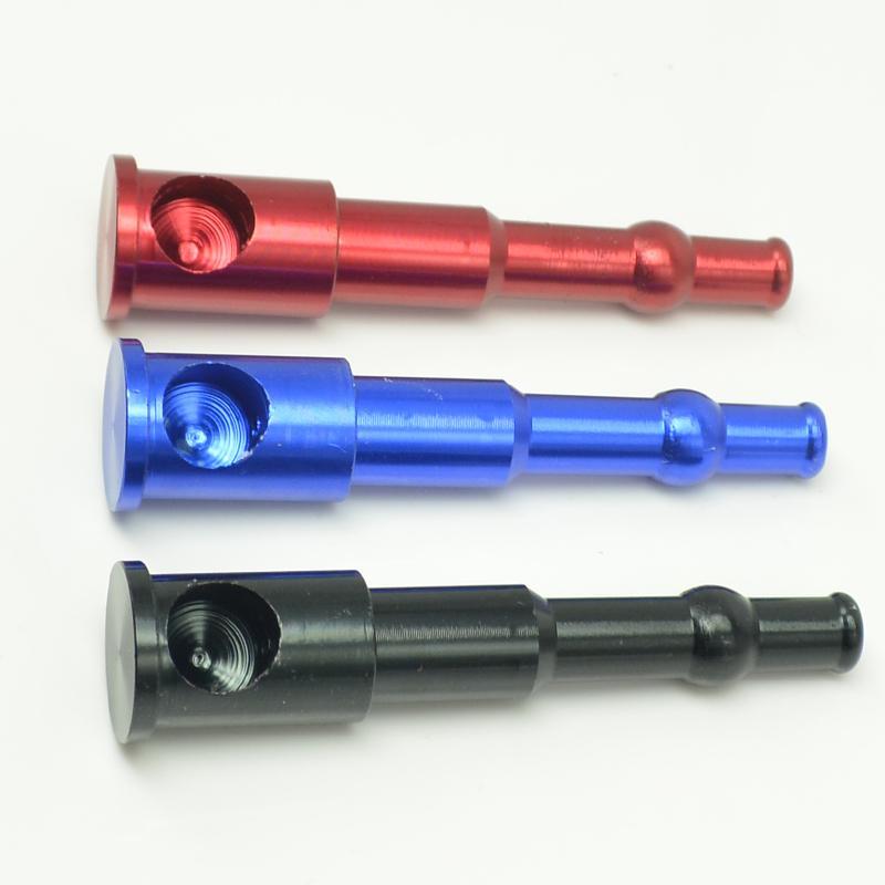Hallo-Liter-Rohr Markierstift Stash Rauchen Metallrohr ein toke Klick n vape schleicht auch rauchende Wasserrohrmühle bieten