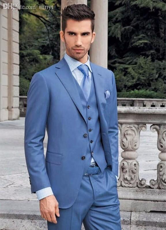 Best Wholesale Excellence Style Mens Dinner Party Prom Suits Groom ...