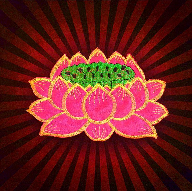 2018 11165 cm red lotus flower embroidery cloth stickers subsidies 2018 11165 cm red lotus flower embroidery cloth stickers subsidies have plastic exaggerated buddhist religious performance accessories from danny729 mightylinksfo