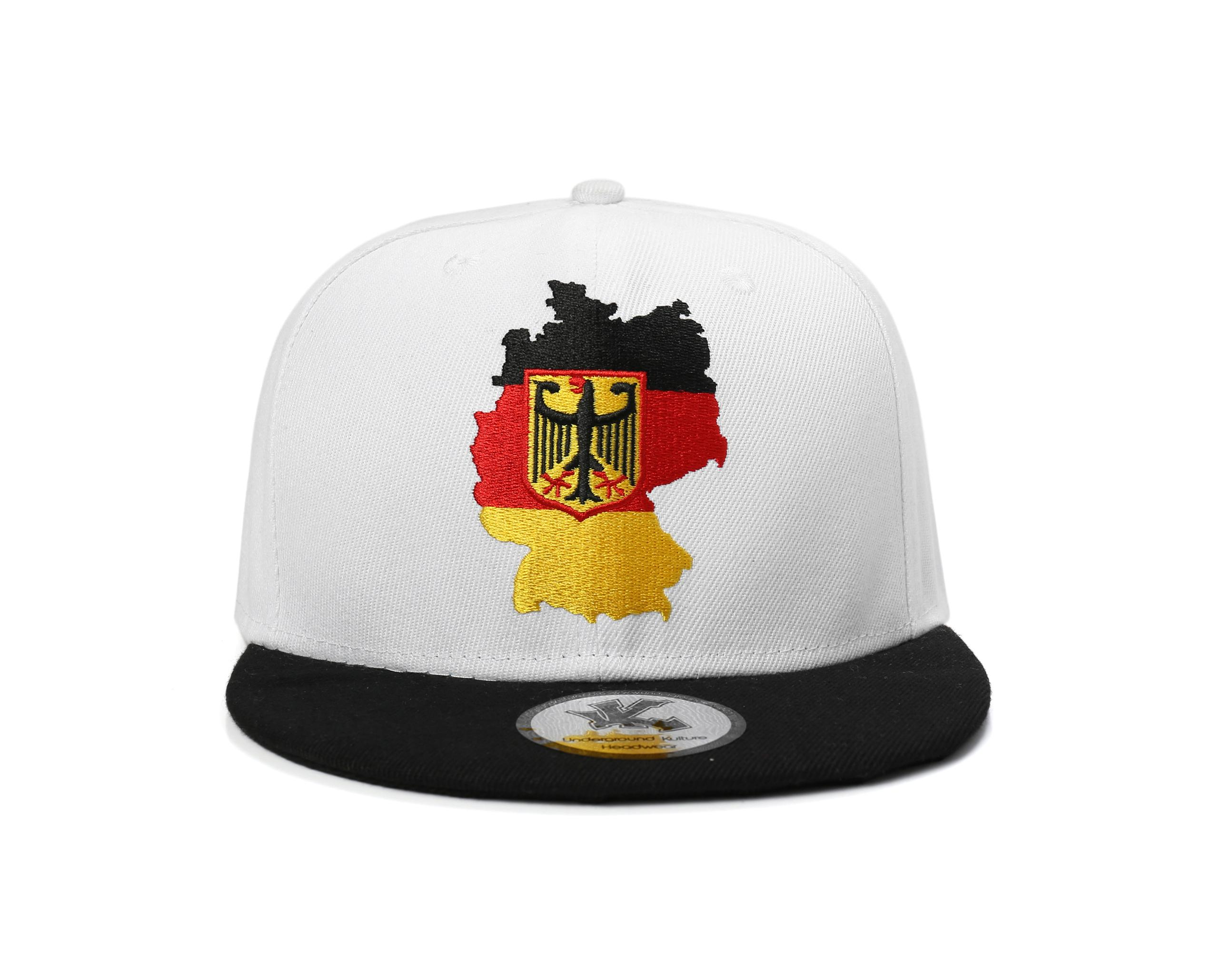 Compre 2016 Underground Kulture Alemania Snapback Gorra De Béisbol HipHop  Flat Peak Fresco Sombrero Moda Popular Producto Caliente A  6.83 Del  Happy erica ... 8a67fff54f5