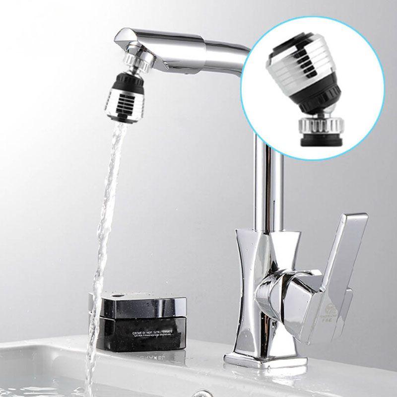 2018 Kitchen Faucet Bubbler Shower Head Water Saving Bubbler Splash Filter Faucet  Aerator 360 Swivel Adjustable Nozzle Spout From Dream_high, $2.1 | Dhgate.
