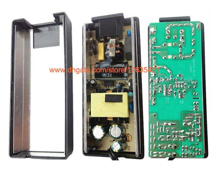 Con protezione di CC AC DC 12V 8.5A 100W Alimentazione, caricabatterie adattatore di corrente 12V 8A DHL spedizione gratuita