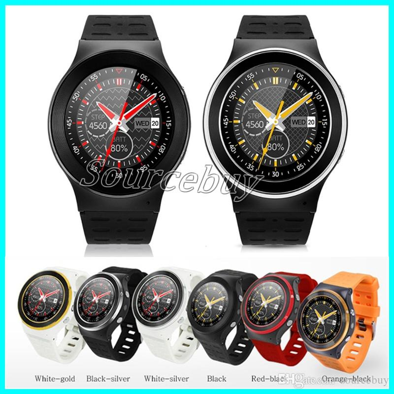 8e533623c69 S99 3G Quad Core Android 5.1 Smartwatch Phone MTK6580 1.3GHz 512MB RAM 8GB  ROM Heart Rate Bluetooth 4.0 Smart Watch Best Smart Watches For Men Cheap  Smart ...