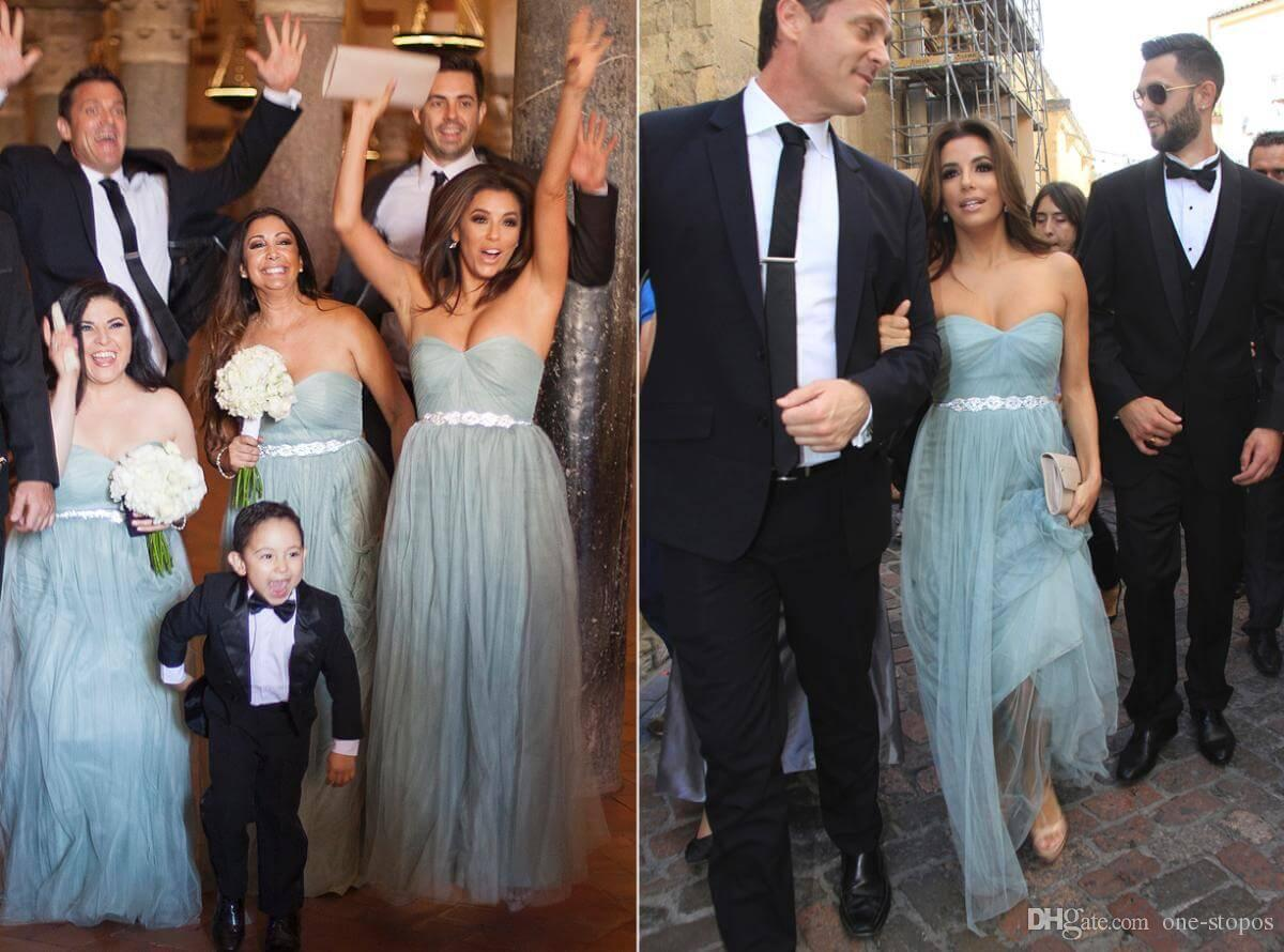 Eva longoria long turquoise bridesmaid dresses sweetheart tulle a eva longoria long turquoise bridesmaid dresses sweetheart tulle a line beach bridesmaid dress prom party gowns 2017 new pink bridesmaid dress purple ombrellifo Image collections