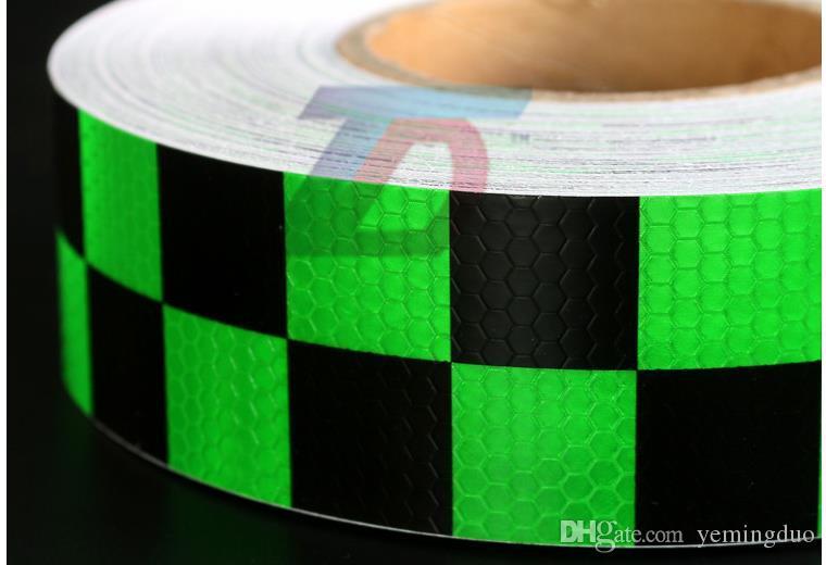Nastro adesivo riflettente nastro adesivo di avvertimento il traffico del veicolo