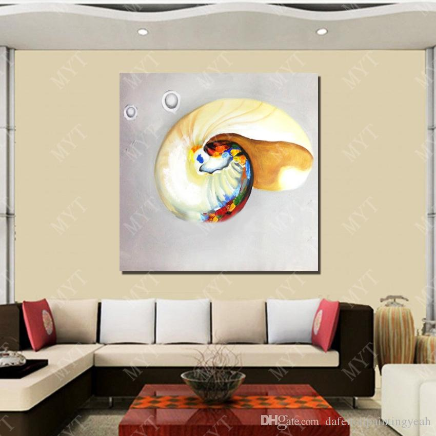 Cheap Modern Canvas Art Hand Painted Abstract Oil Painting Living Room Wall Pictures Single Set