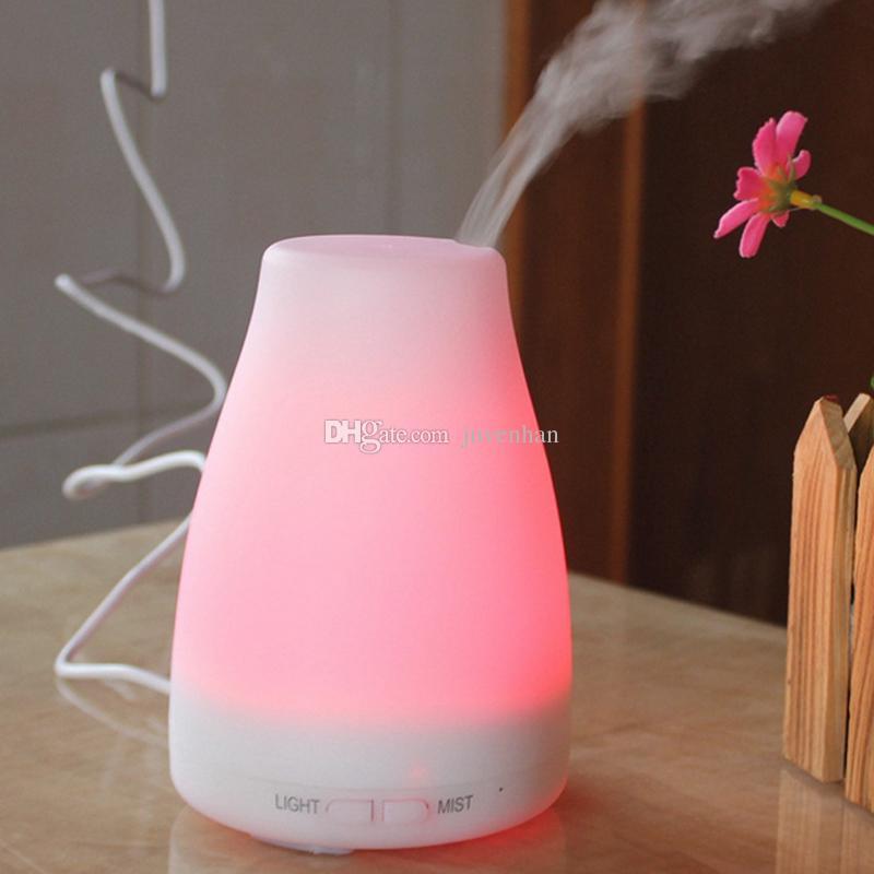 Multi Farblicht Drei Modi SPA Aromatherapiegerät für den Heimgebrauch Aromatherapie-Diffusor mit ätherischen Ölen