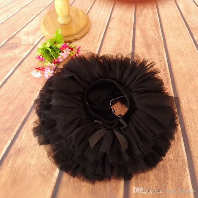 15% off! Baby Girls Tutu Skirt + Headband set Infant bubble Dance ball Gown Ballet Skirt Newborn Photography props BN
