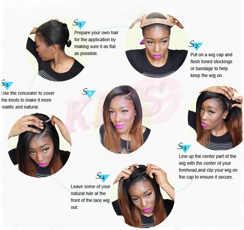 Neue lockige Menschenhaarperücken volle Spitze mit Pony 100% indische Remy Haar bouncy Curl Lace Front Perücken Kurz geschnitten für schwarze Frauen