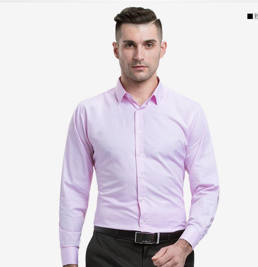 2017 Fashion Men Shirt New Style Mens Dress Shirt French Custom ...