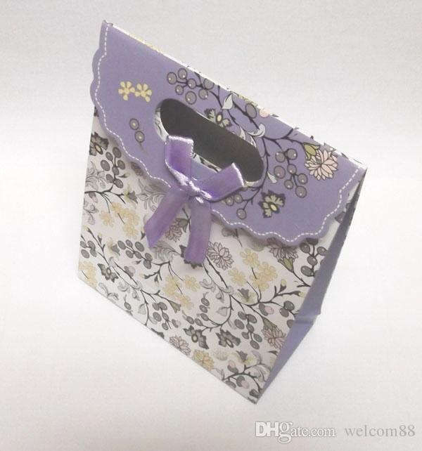 / Mix-Art-Papier-Schmuck-Geschenk-Taschen-Tasche für Verpackungsanzeige PA5