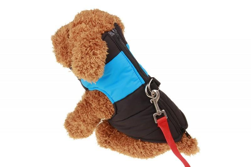 Eğlence Aşağı Ceketler Kış Sıcak Pet Köpek Giyim Yelek Su Geçirmez Kolay Temiz Köpek Giyim Için Açık 16 5 hr B