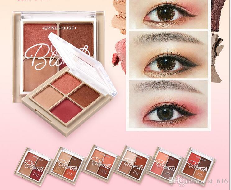 Marvelous 6 Styles Etude House Eyeshadow Cute And Easy To Wear Eye Shadow Palette  Beautiful / Set Cosmetics Brands Cream Eyeshadow From St_616, $1.84|  Dhgate.Com