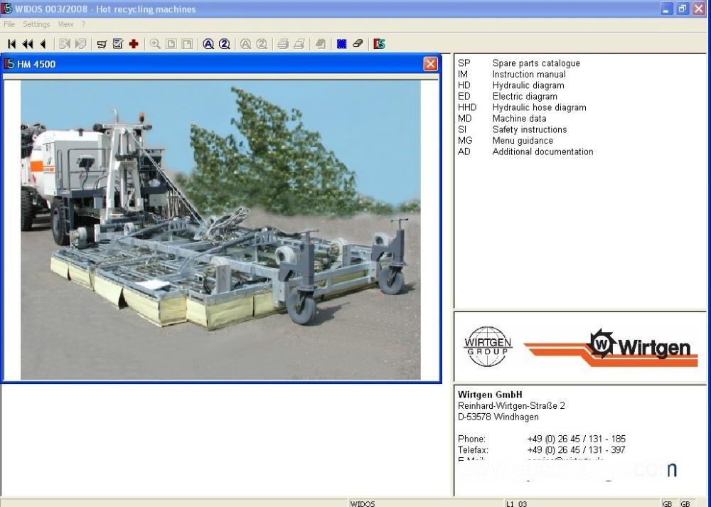wirtgen widos 2013 auto diagnostic shop auto diagnostic software rh dhgate com