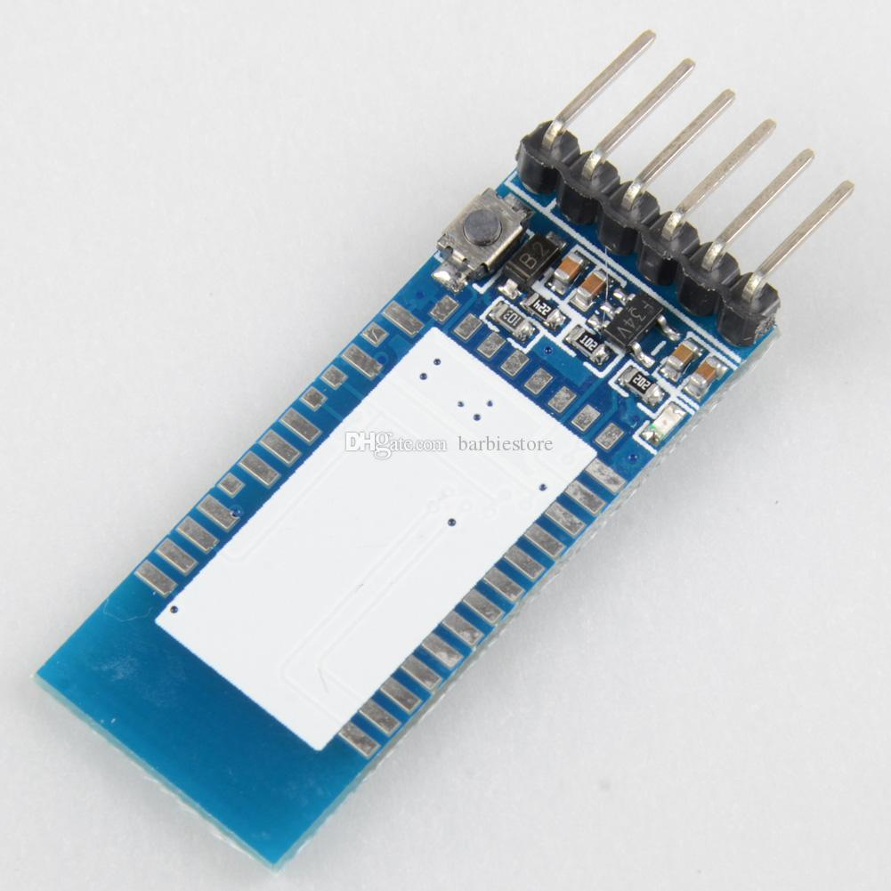 For Arduino Bluetooth Serial Transceiver Module Base Board Clear Button  B00102 BARD