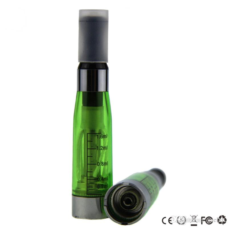 ego ce4 atomizer ce4 clearomizer 510 thread 1.6ml long wick electronic cigarettes cartomizer ce4 fit for ego t evod vision