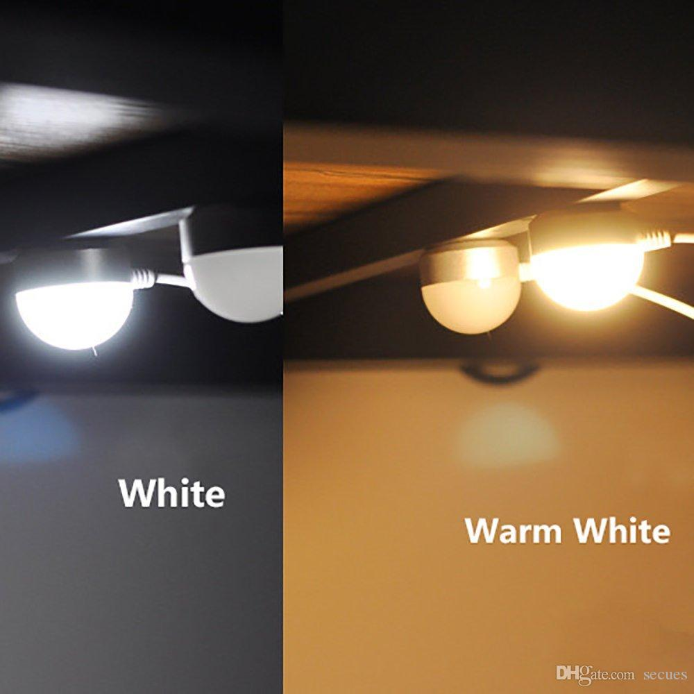 Awesome Online Cheap Mini Portable Magnetic Led Light Lamp 2w Usb Light Dc 5v Pure  White Warm White Home Office Reading Camping Worklight Night Light By  Secues ...