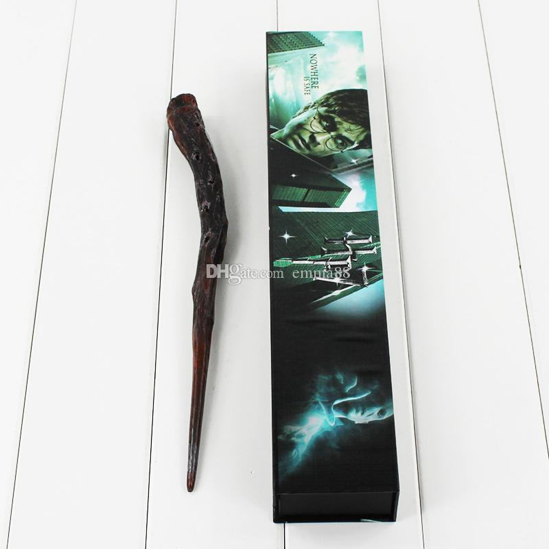 31.5cm Harry Potter and the Deathly Hallows Magic wand PVC Action Figure For kids toy retail