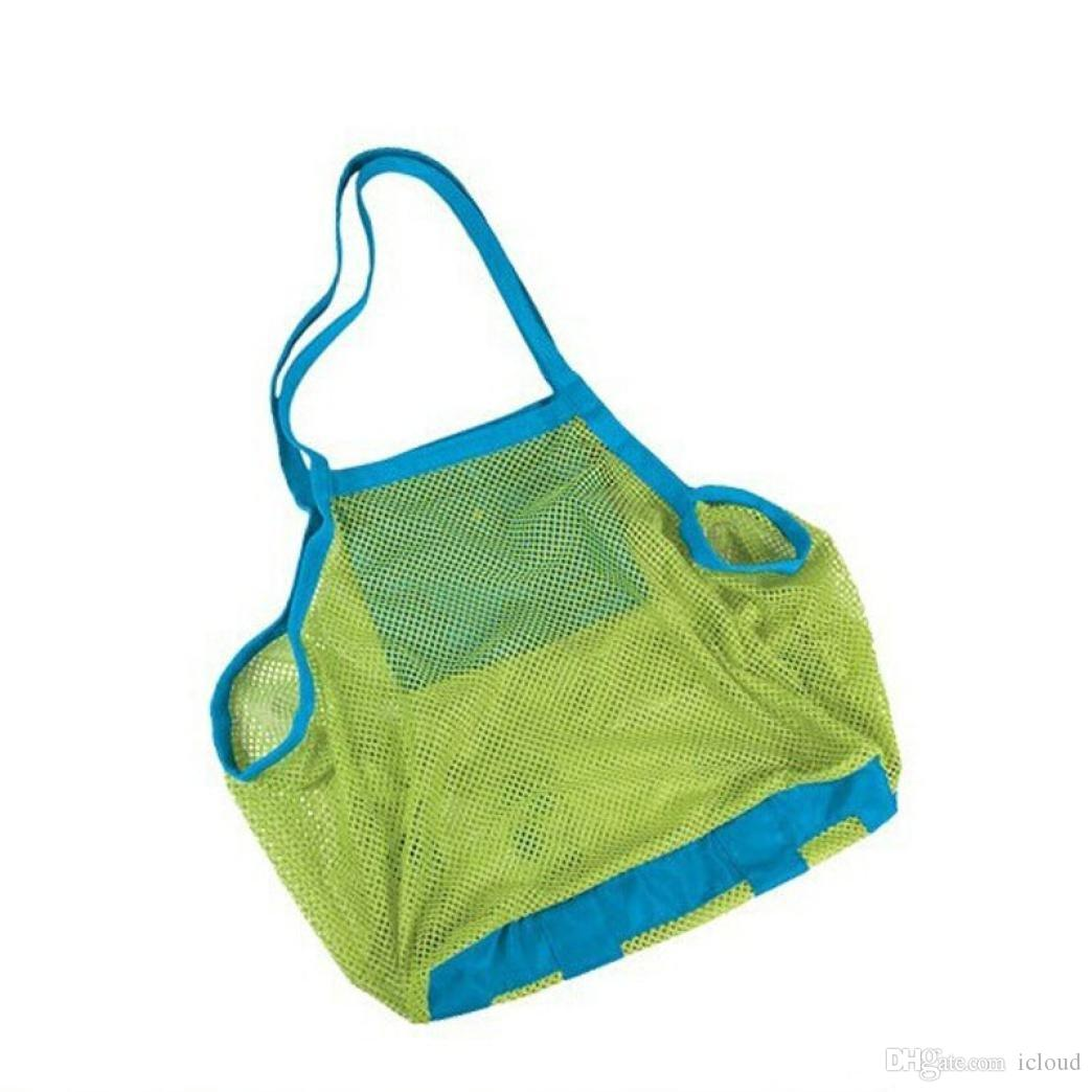 Best Sand Away Carry All Beach Mesh Bag Tote Swim Toys Boating Xl ...