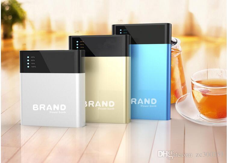 Dual USB universal all brand mobile high quality power bank 20000mah fast charging external battery for mobile phone