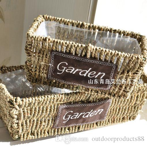 Unique Wicker Vegetable Baskets