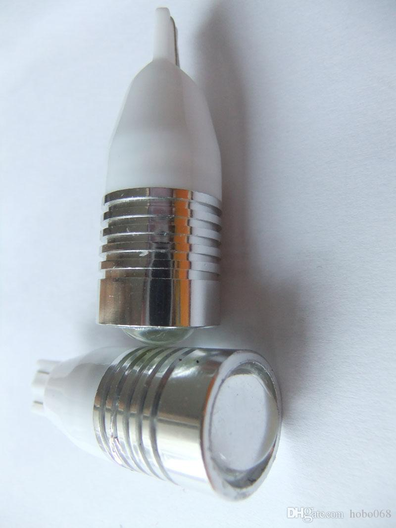 blanco T15 921 194 T10 LED de marcha atrás marcha atrás Luces bombilla lámpara de alta potencia 12v