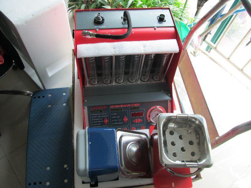 أحدث حاقن الوقود اختبار نظافة حاقن الوقود إطلاق CNC602A حاقن الوقود اختبار نظافة إطلاق CNC 602A