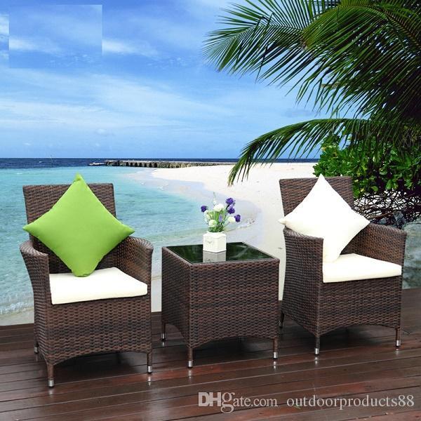 Best High Quality Leisure Hotel Garden Balcony Pe Rattan