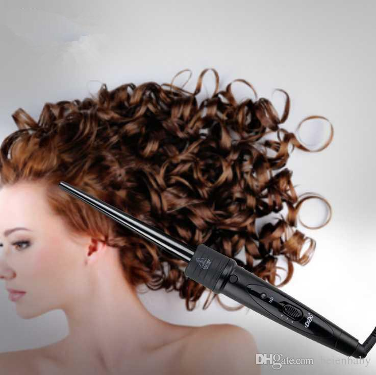 Styling Tool Hair Curling Irons Wand Interchangeable 3 in 1 Tourmaline Ceramic Hair Curler Kits Hair Care Styling Roller