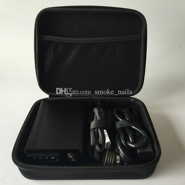 DHL livre preço de Fábrica E Kit de Unhas Digital com plana 10mm / 16mm / 20mm bobina aquecedor PID Caixa De Controle De Temperatura Digital Óleo Essencial Vaporizador
