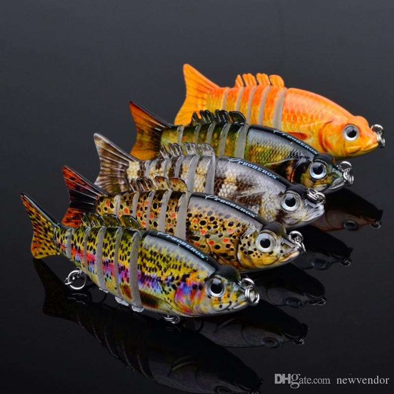 1 шт. 5 Цвет 9 см 11g Новейшие Многоселичные Басовые Пластиковые Рыбные Приманки Смачалка Даетные крючки Сначки Высокое Качество Рыболовные Приманки