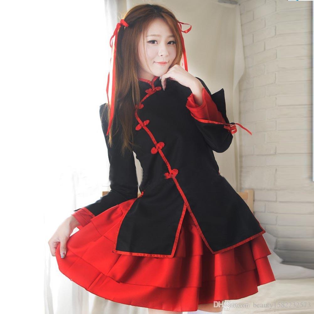 Hochwertige chinesische kleider   Stilvolle Kleider in dieser Saison