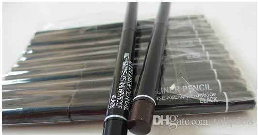 / Pro Makeup Brand Trucco Rotary Retrattile Black Gel Eyeliner Beauty Pen Matita Eyeliner