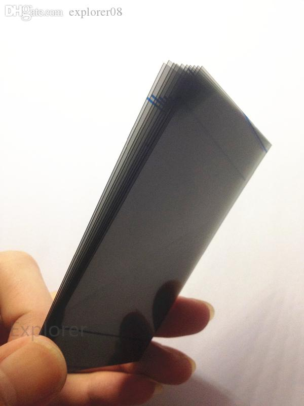 Samsung Galaxy S6 S6 가장자리를위한 원래 새 편광판 편광 필름 분산기 주 1 주 4 주 5 교체 부분