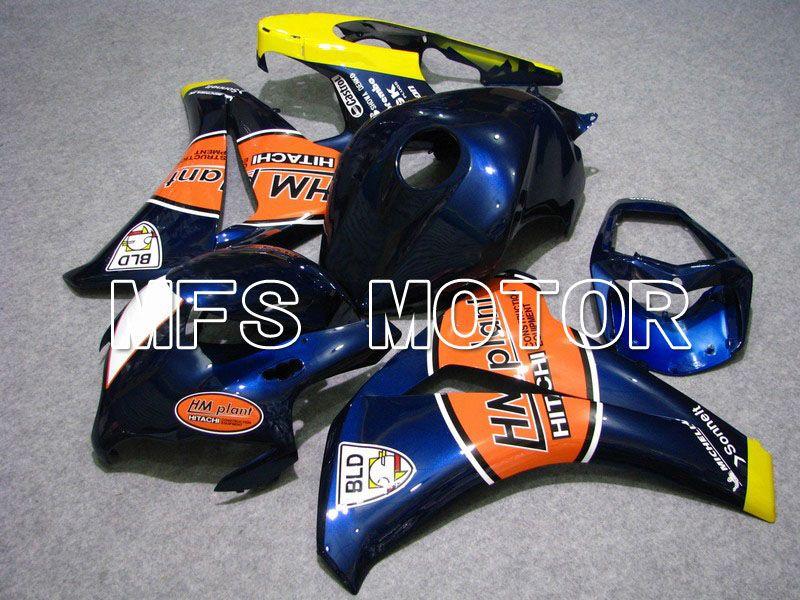 Verkleidung Set Fit für 08 09 10 11 Honda CBR1000RR 2008-2011 Spritzguss ABS Kunststoff Bodywork Kit Kostenloser Versand