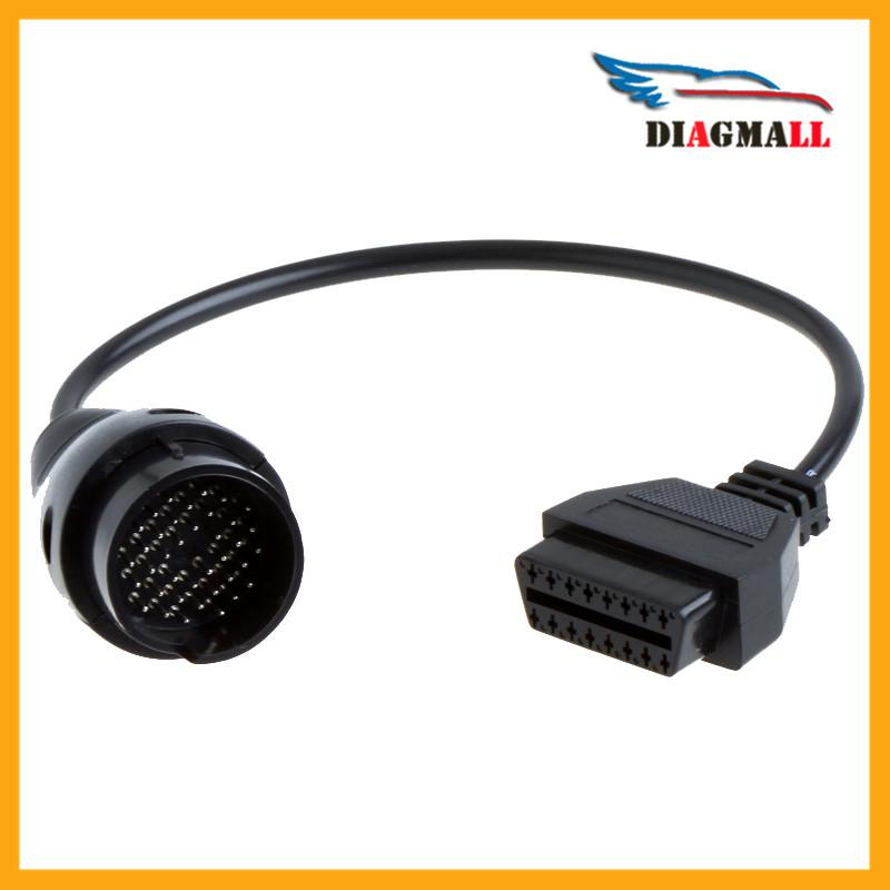 Mercedes Benz Adapter Cable BENZ OBD2 38 Pin to 16 Pin Diagnostic Connector  For MB Series