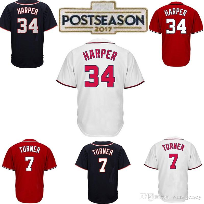 info for bdfd7 aadb1 bluebryce harper red white blue jersey for cheap