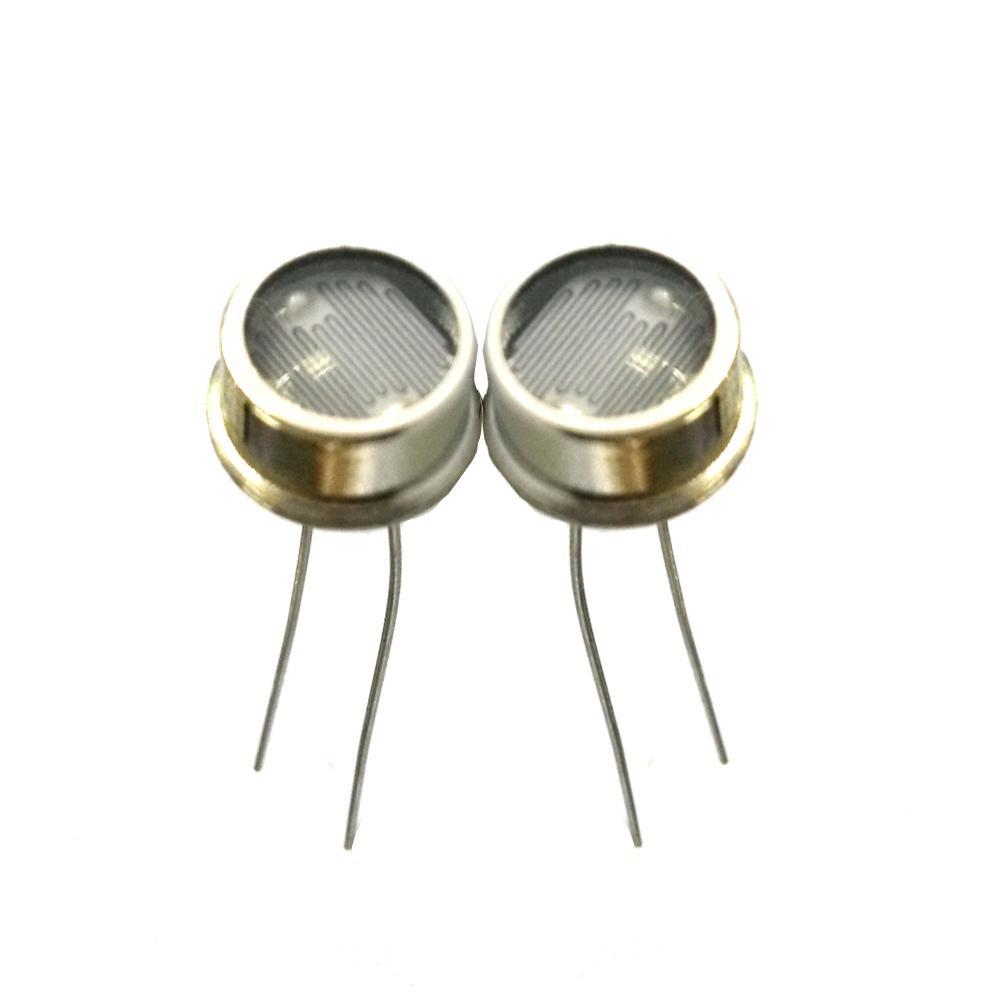2018 Of Hermetical Light Dependent Resistor/Ldr/Photo Resistor ...