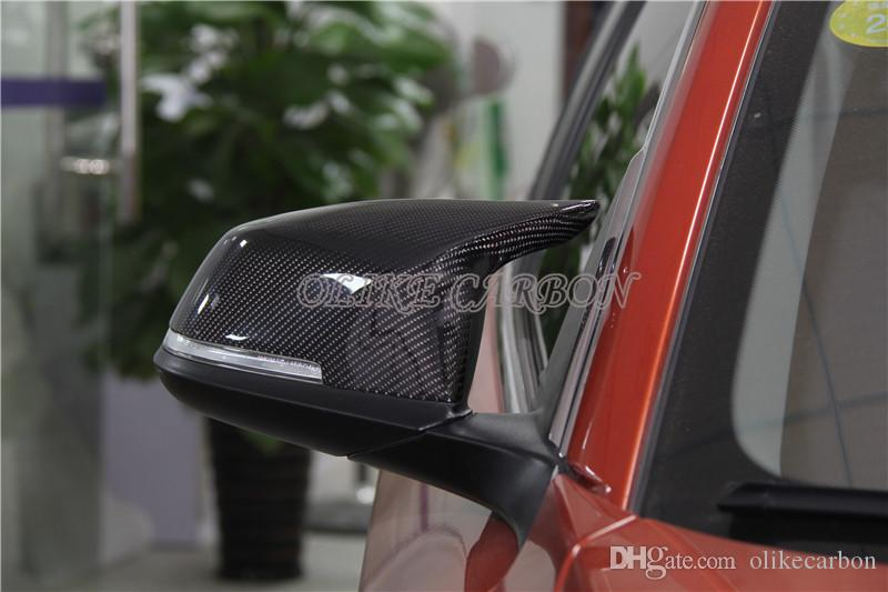 2019 replacement m3 m4 look carbon fiber side mirror cover for bmw f20 f21 f22 f23 f30 f21 f32. Black Bedroom Furniture Sets. Home Design Ideas