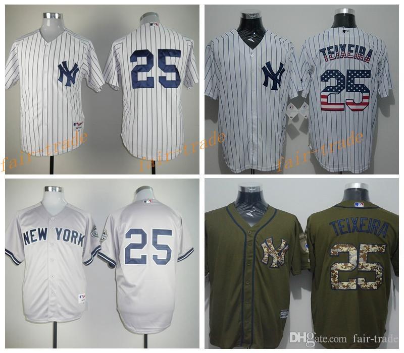 new style 1c0d7 46fc6 25 mark teixeira jersey sale