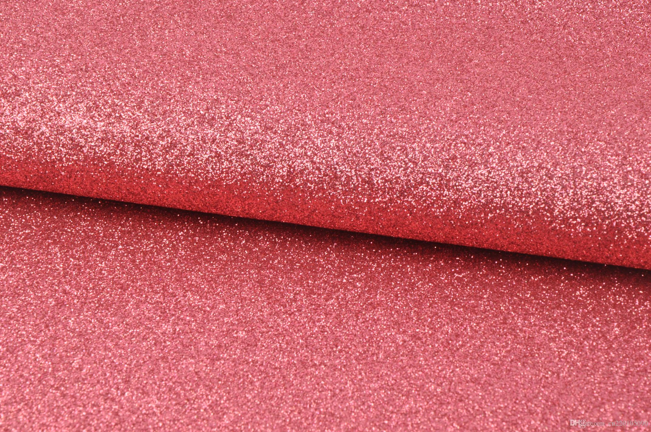 Jc Pack Glitter Vinyl Fabric Glitter Fabric For Wallpaper Glitter