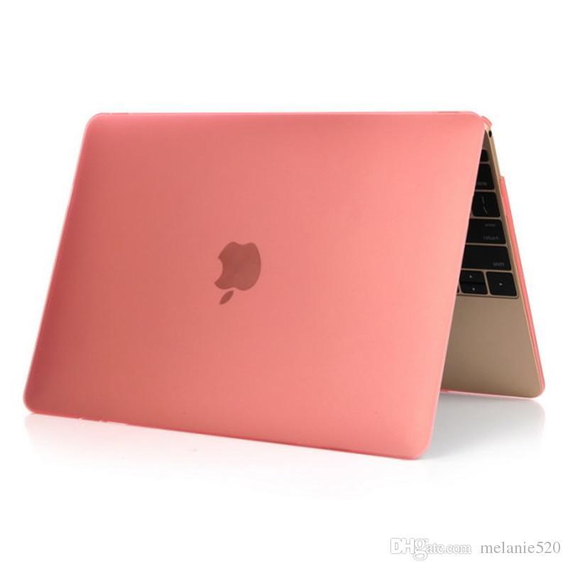 Custodia laptop MacBook Air / Pro Retina serie completa Custodia protettiva laptop con protezione completa in cristallo pieno